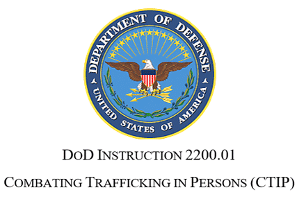 Combating Trafficking in Persons (CTIP) Home