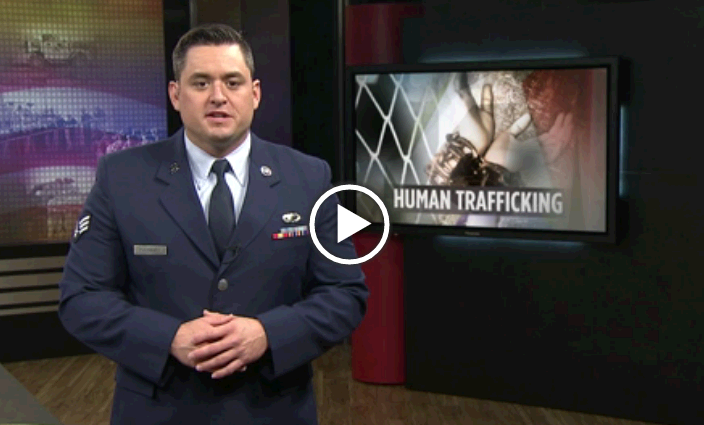 Exercise Brings Awareness to Combating Human Trafficking